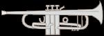 トランペット(シルバー)
